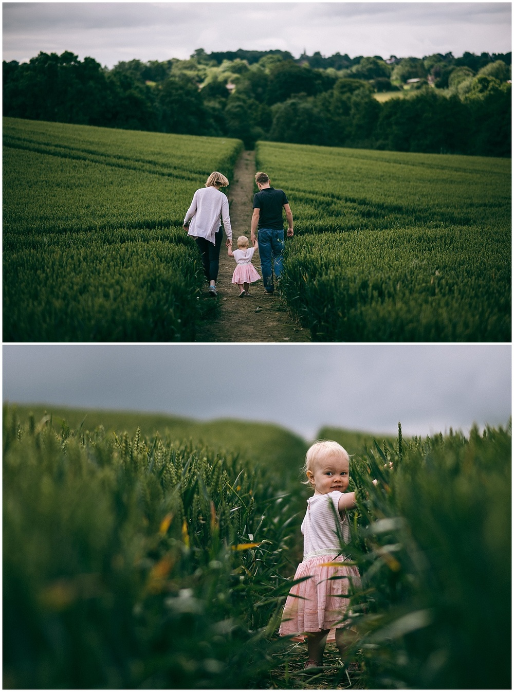 Natural family photography in exeter, devon