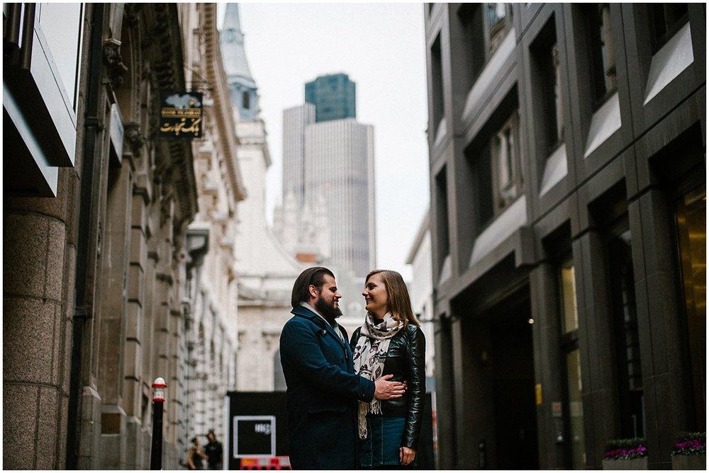 london engagement shoot locations