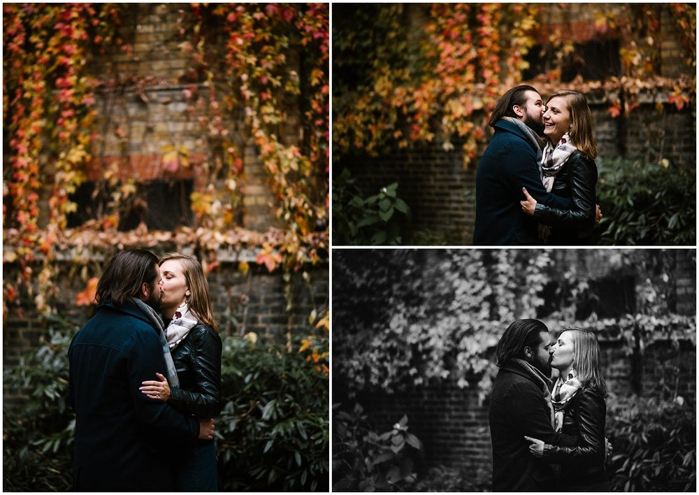city engagement shoot