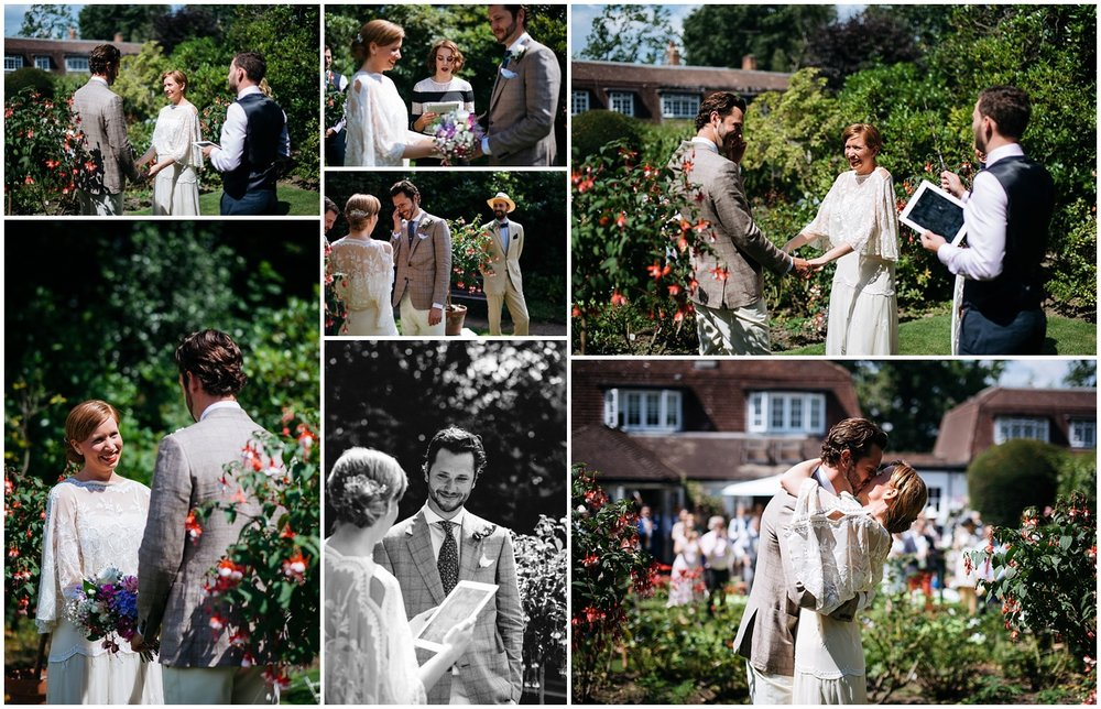 wedding inspiration, how to make your wedding ceremony personal