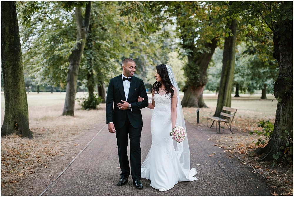 wedding photographer in Ealing, london