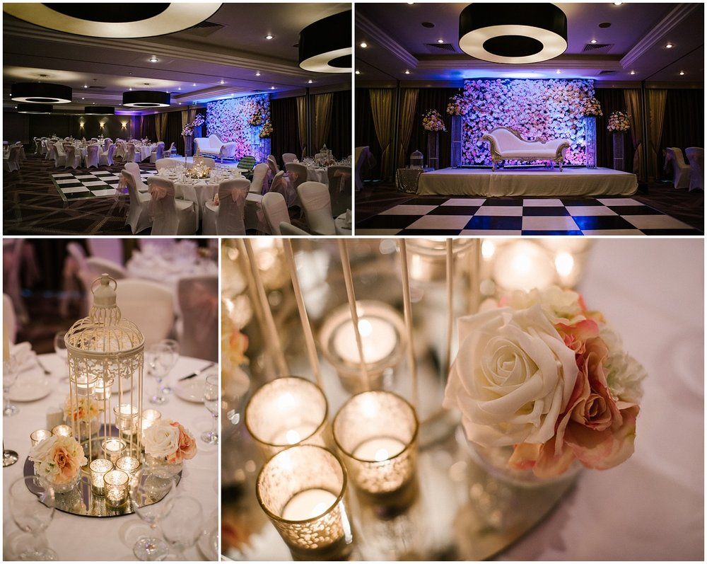 wedding at the hilton doubletree ealing