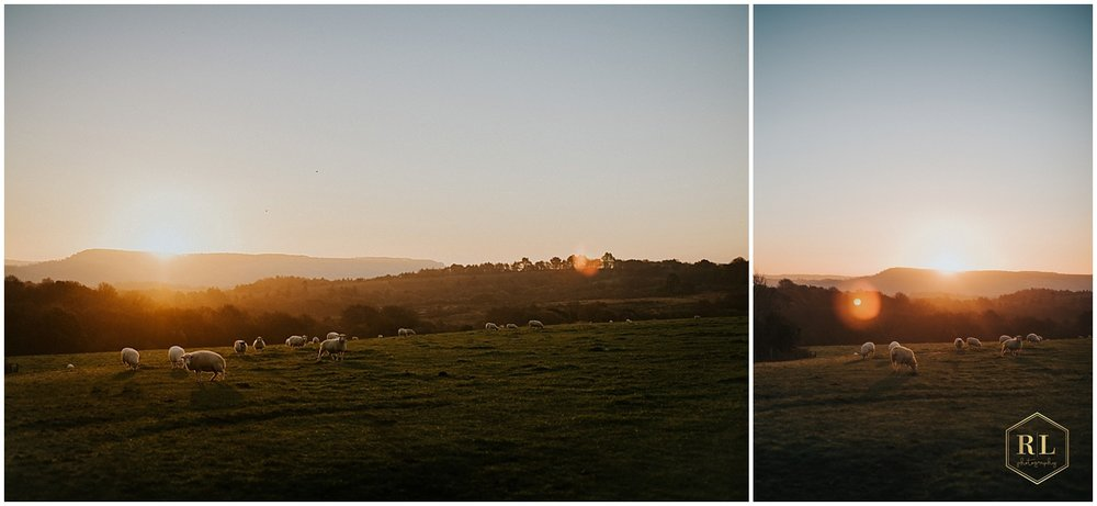 sunrise photos in devon