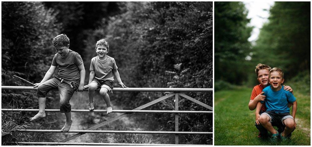 Family photographer in westerham, kent.
