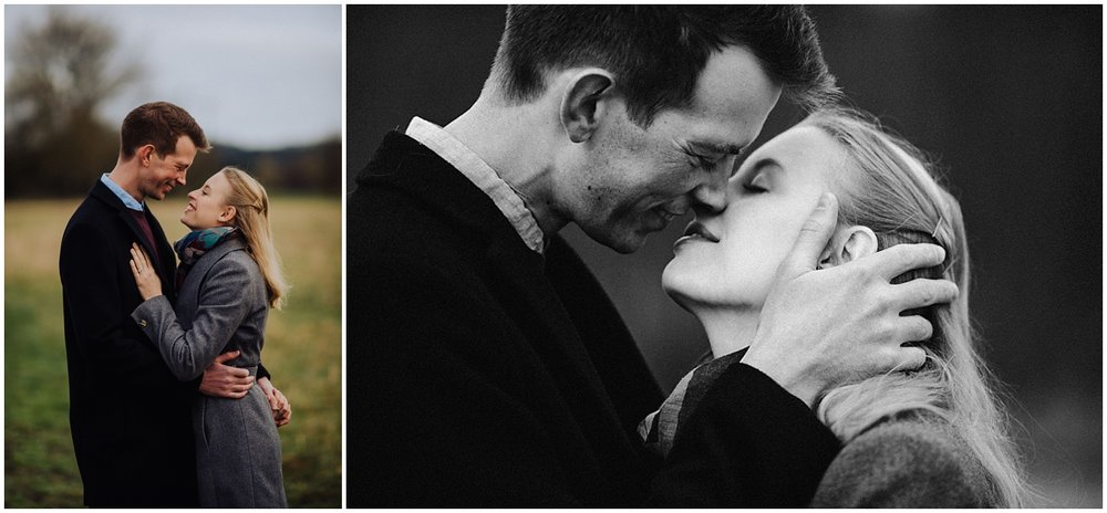 engagement shoot photography