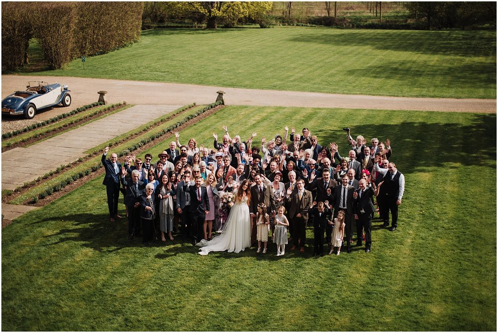 big group photo ideas at notley abbey