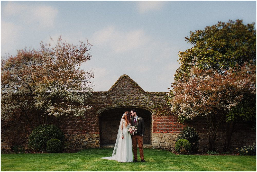 wedding at Notley Abbey Buckinghamshire