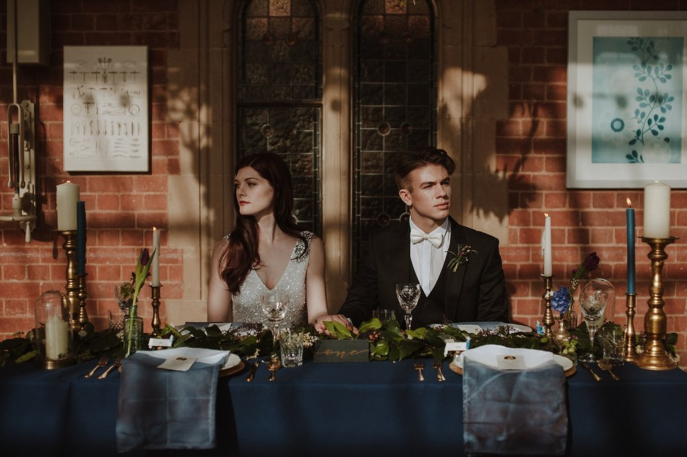 Darker wedding ideas