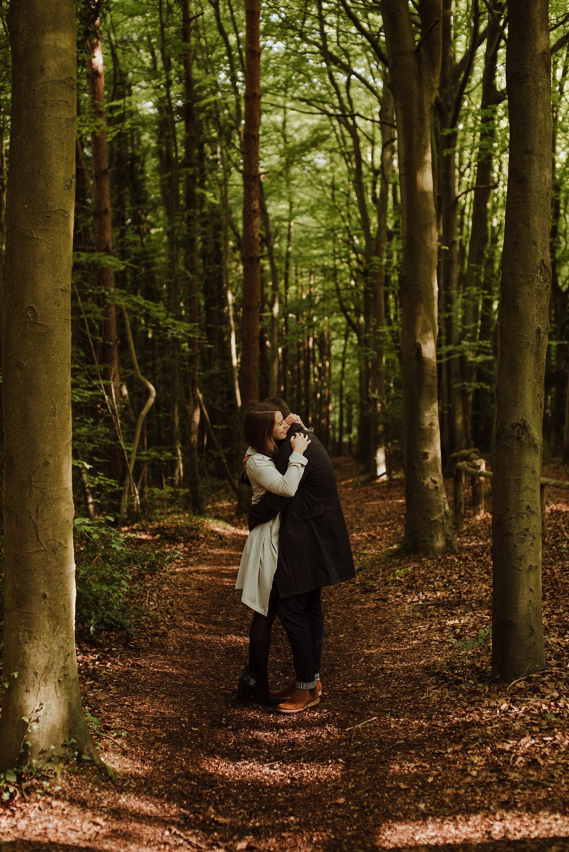 natural wedding photographer in kent