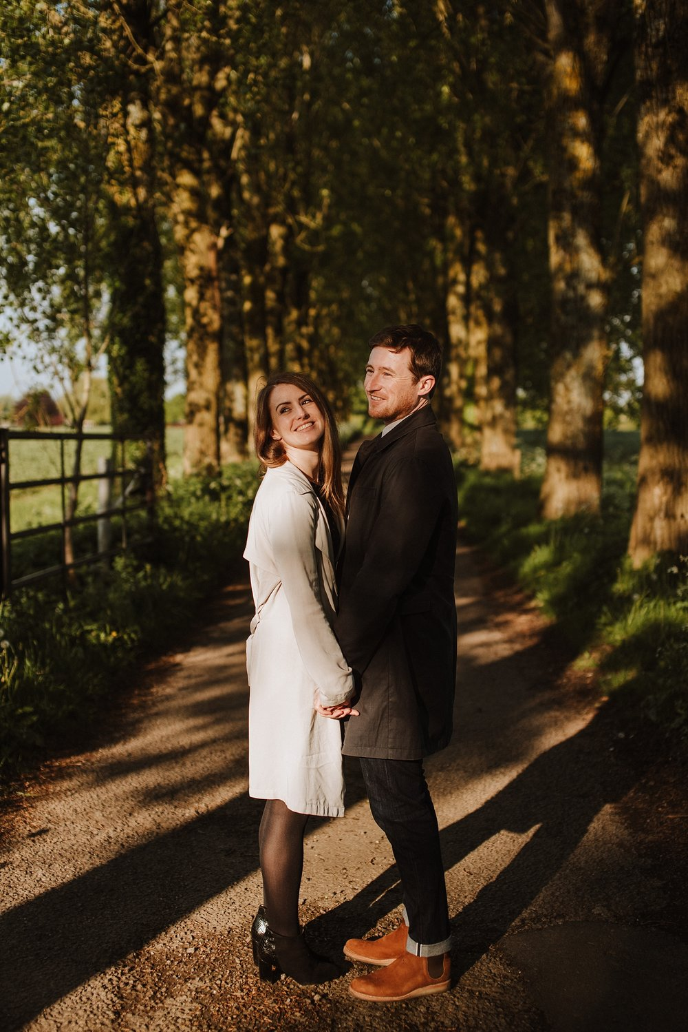 engagement shoot ideas in london