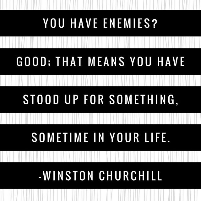 It's pretty tempting to feel sad and hopeless right now. DON'T. Get MAD. Get ACTIVE. Let's push back!  #resist #shepersisted #TAA #bethechange #faceyourfears #standup #dumptrump #empowerment #qotd #quotestoliveby #churchill #winstonchurchill