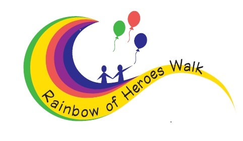 Rainbow of Heroes Walk