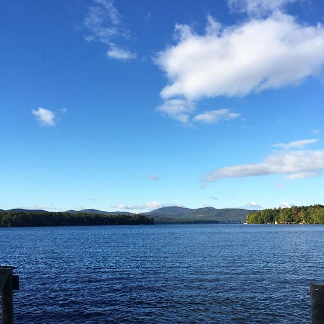 Good Morning #nh #617  Lake Winnipesaukee // New Hampshire