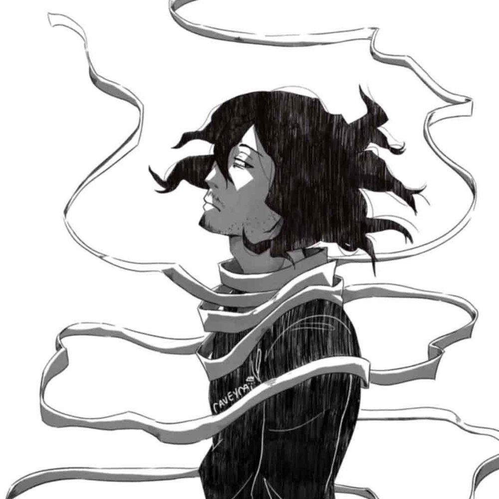 """Inktober Day 10: Erase © 2017 Raven """"raveyrai"""" White"""