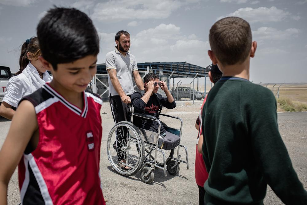 UNHCR/Cengiz Yar