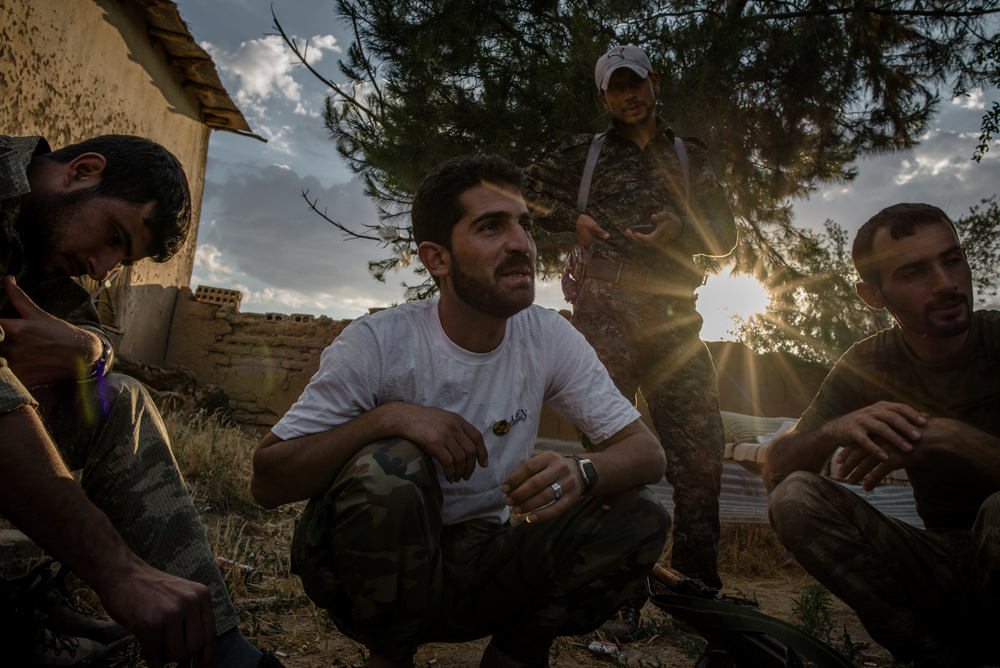 THE THIRD FRONT - Roads & Kingdoms - Inside the Kurdish attempt at self-rule in north eastern Syria.