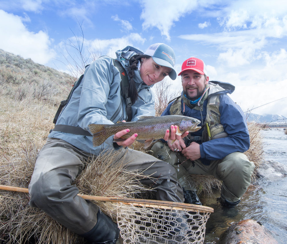 Upper Madison River Rainbow Trout