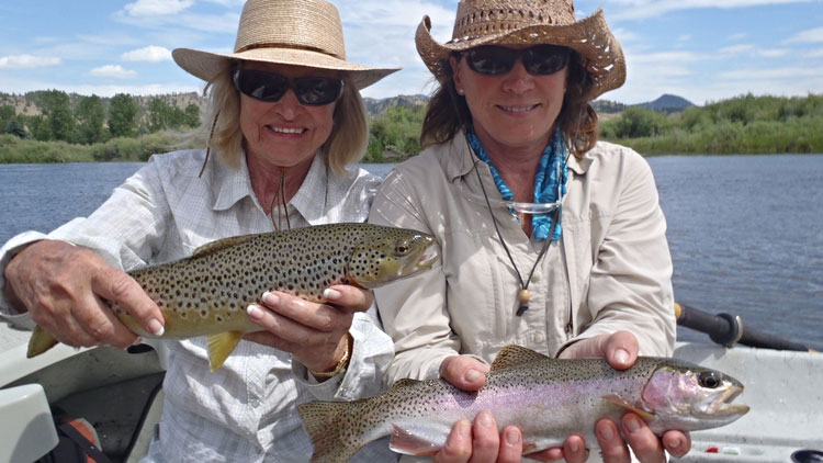Double up on The Yellowstone River