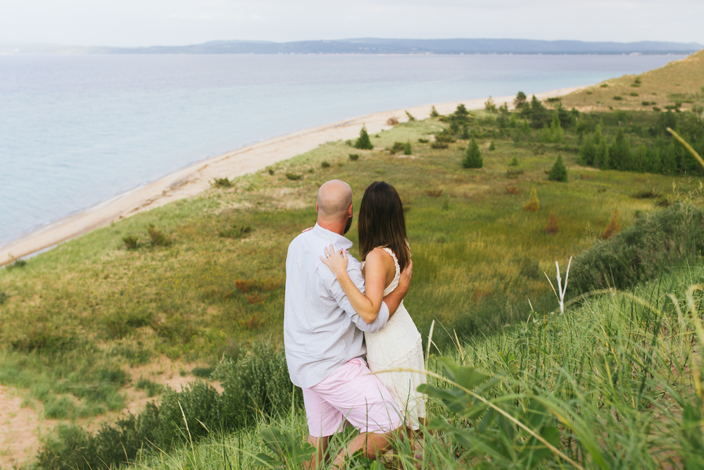 TRAVERSE CITY, MI - ENGAGEMENT SESSION