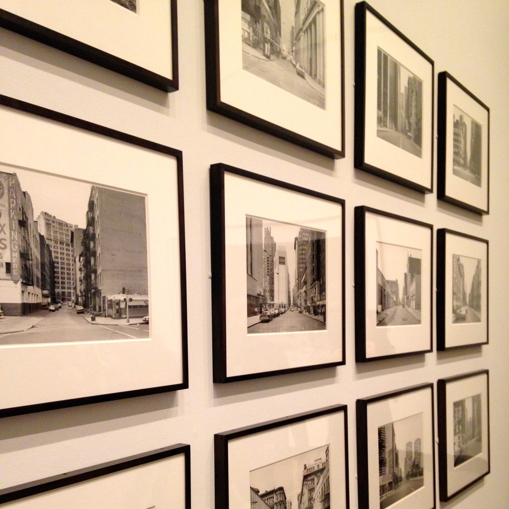 Thomas Struth, (images of NYC)