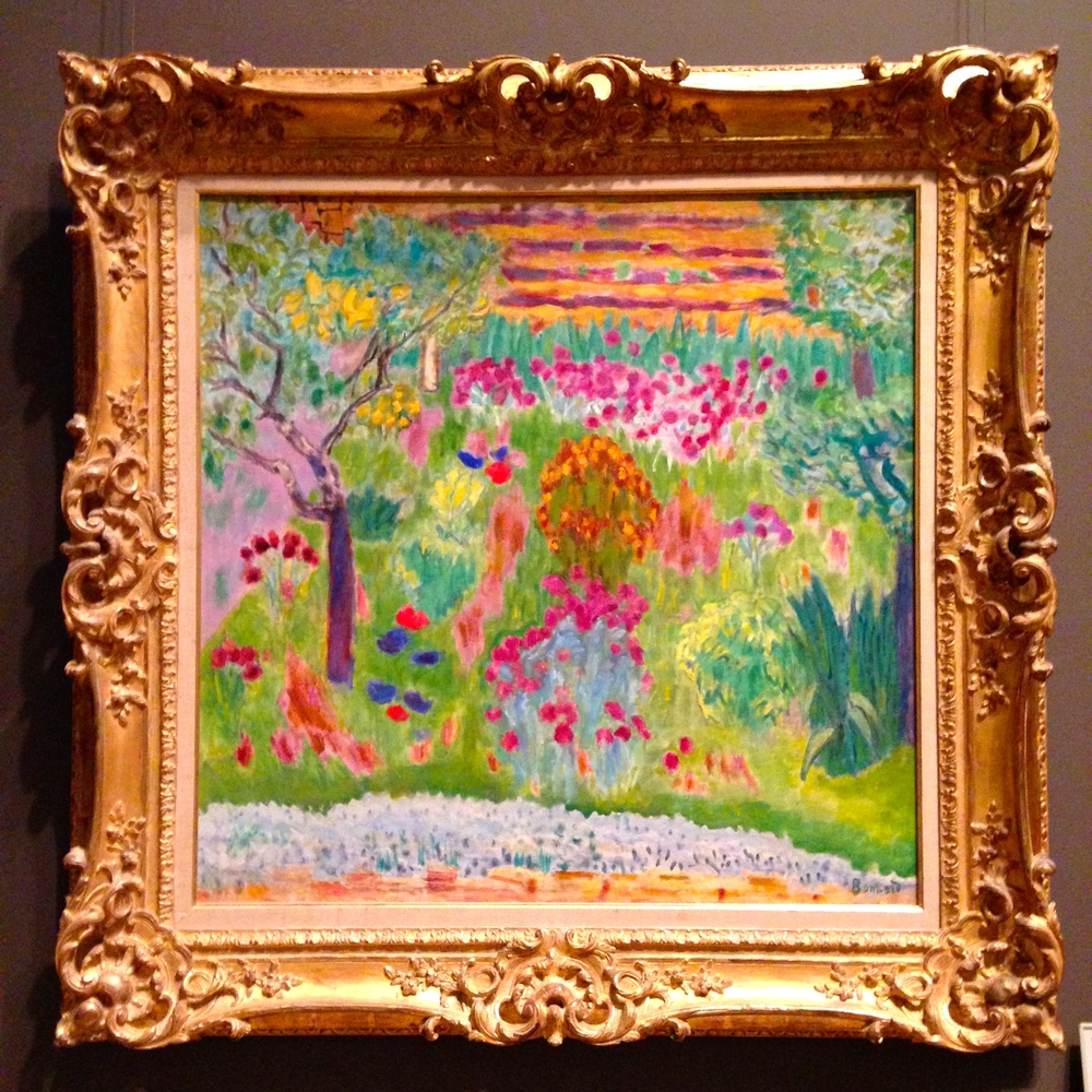 Pierre Bonnard, Garden, ca. 1935