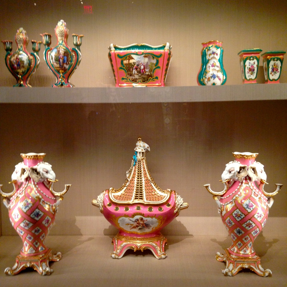 French Porcelain from the 18th Century