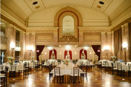 PC: The Coronado Ballroom
