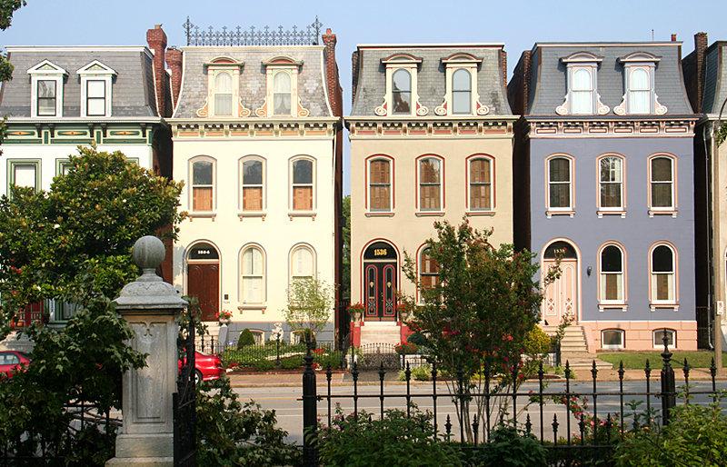 Lafayette Square Homes