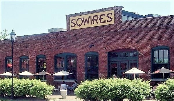 Sqwires in Lafayette Square