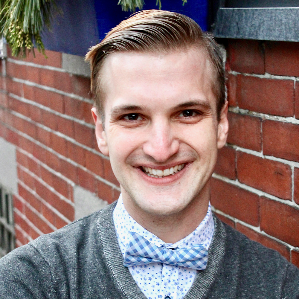 Nick Deyo   Social Media Manager       As a current member of NYC Gay Men's Chorus, Nick has been singing since he could talk. He firmly believes that music allows for meaningful expression and a lifetime full of memories.   Apart from singing, his passions include social media, food, and  Beyoncé.