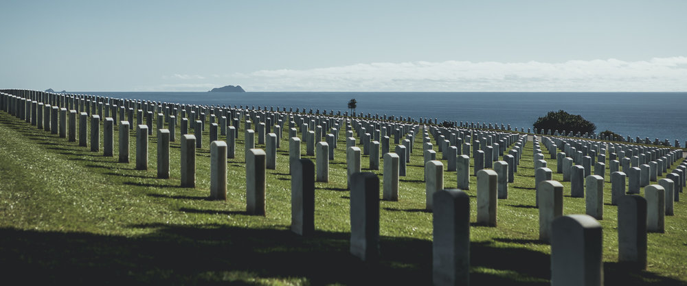 fort rosecrans national cemetery,point loma, ca 3.2.18