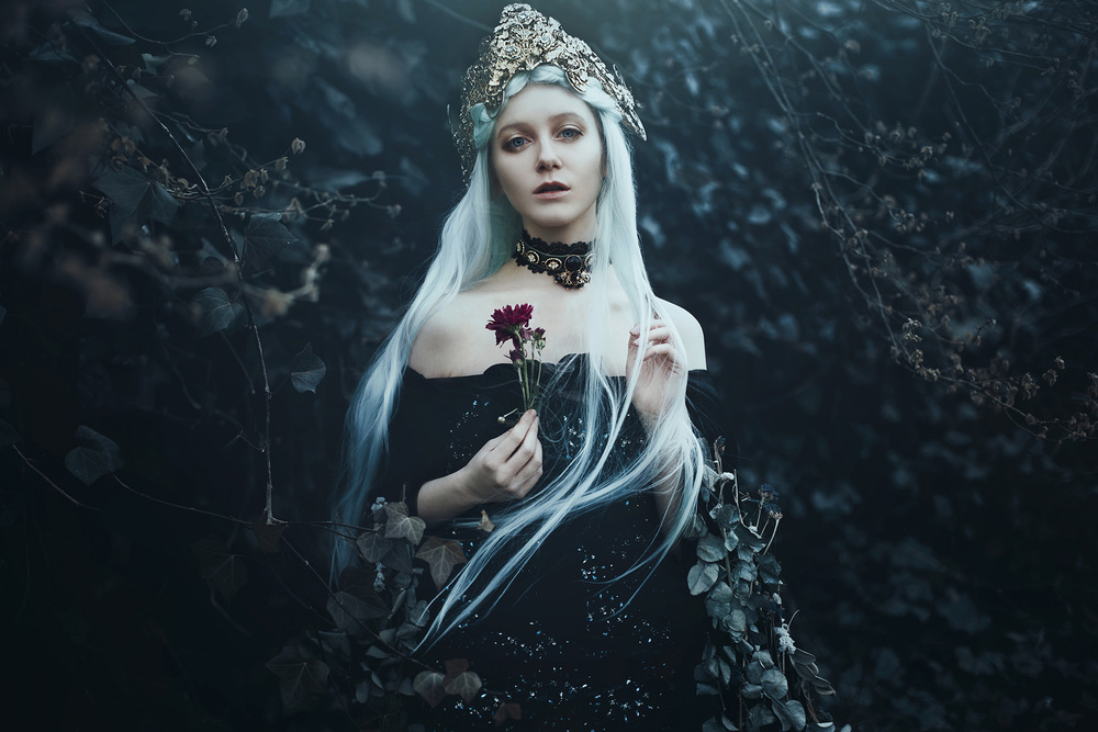 oblivion's kiss by Bella Kotak