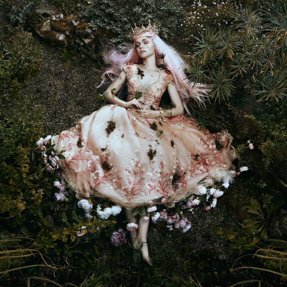 Bella_Kotak_Profoto_Canon_Fairytale_Fantasy_Photography_Portrait_Portraiture_Flowers_FLoral_Queen_Princess_Disney_Fashion_Editorial_A1_Lighting_Pink_Hair_Magical_Ethereal_Solstice_Retouch_5.jpg