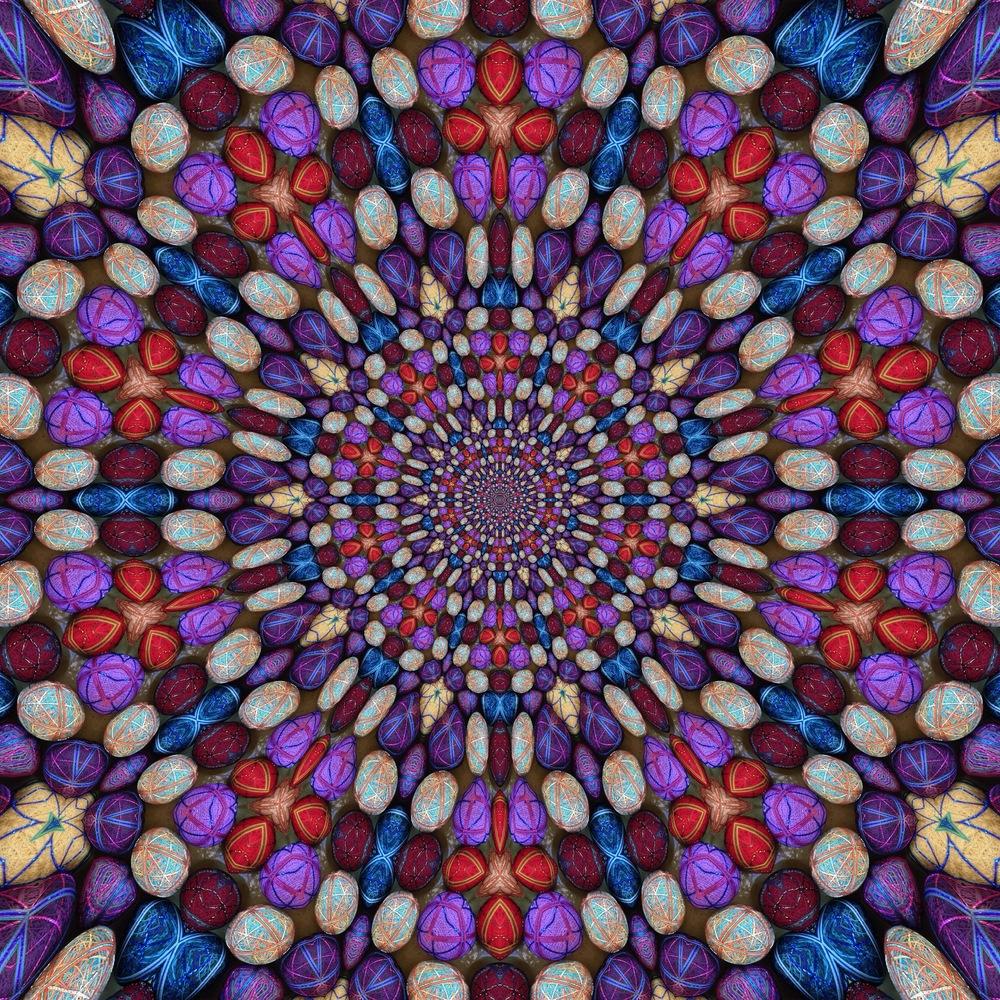 Kaleidoscoped.