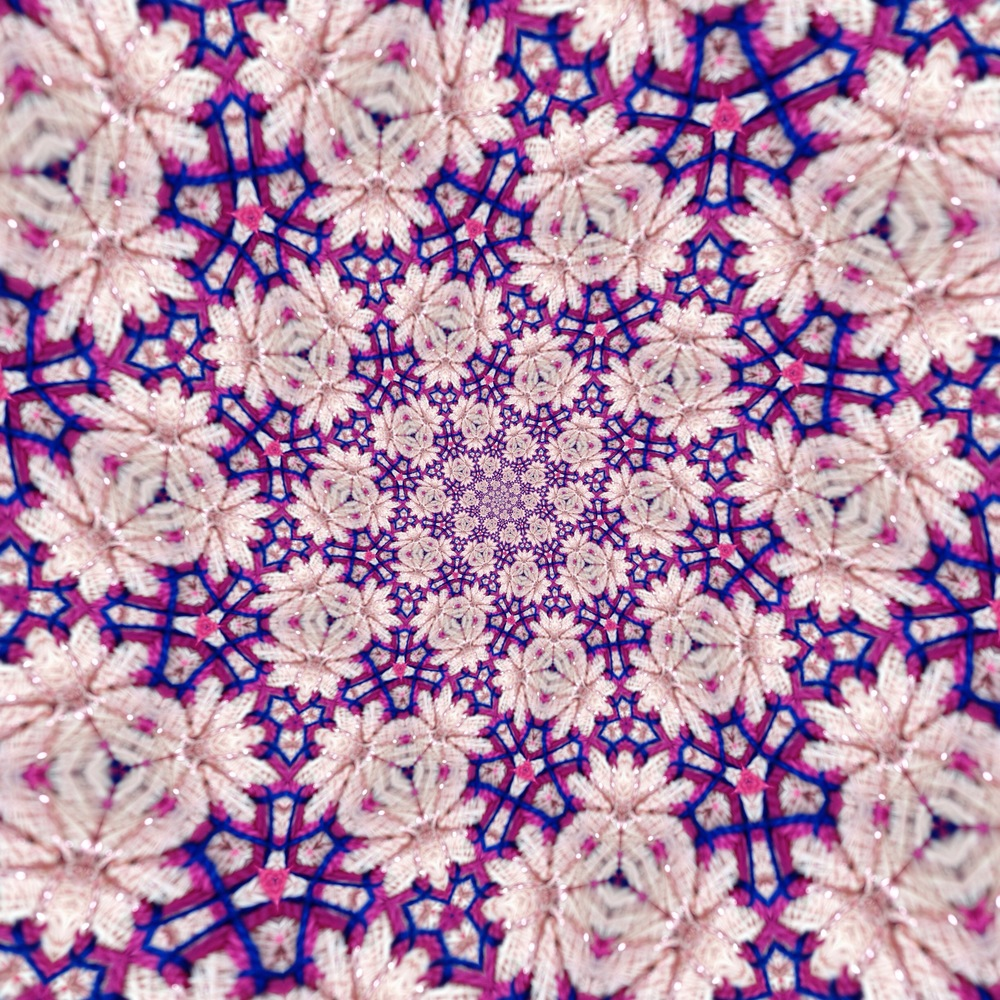 The same, kaleidoscoped