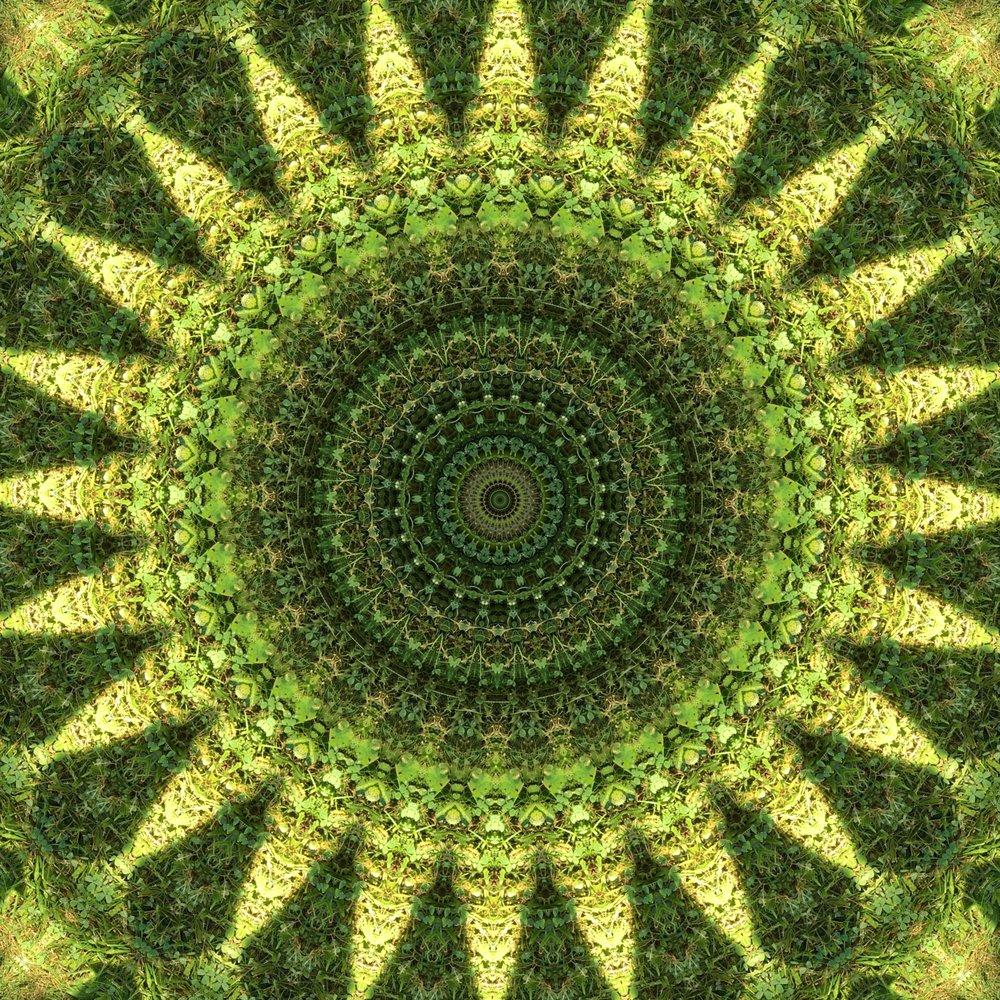 The same, kaleidoscoped