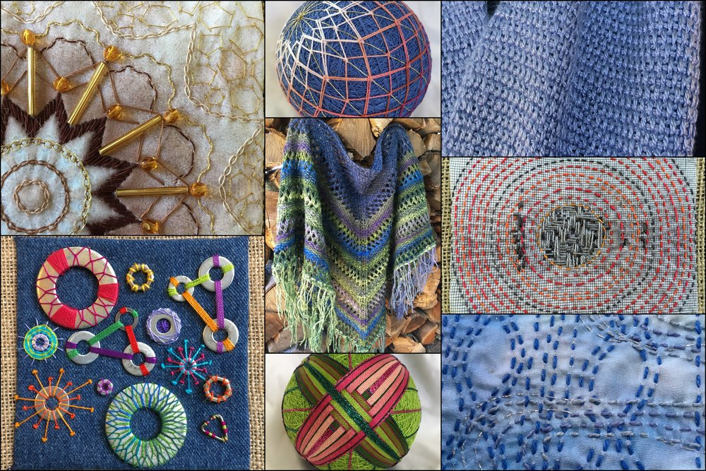 Fiber and stitch