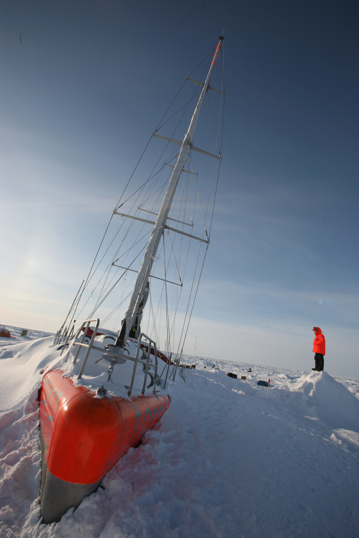 Tara Arctic / Crédit F-Latreille / Tara Expéditions