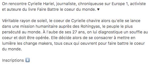 https://www.eventbrite.fr/e/billets-ecouter-son-coeur-avec-cyrielle-hariel-43704380980