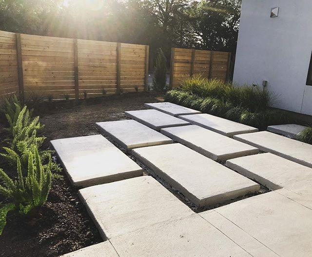 We're getting close to seeing this #midcity courtyard for @stundesign wrapping up in the next few weeks.  No doubt this space will hold good times with some pretty cool people!  #landscapearchitecture #moderndesign #gatheringspaces