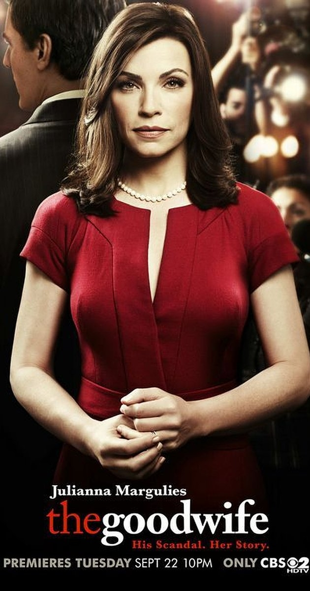 THE GOOD WIFE, CBS  Costume PA Season 7 (final season)