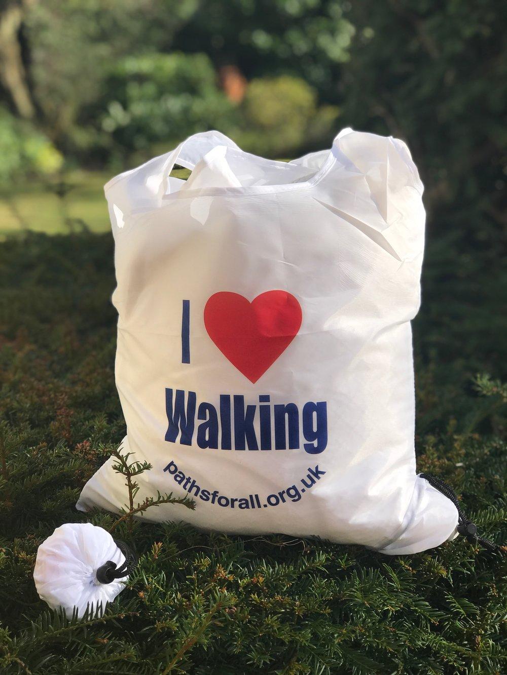 Folding Shopper Bags