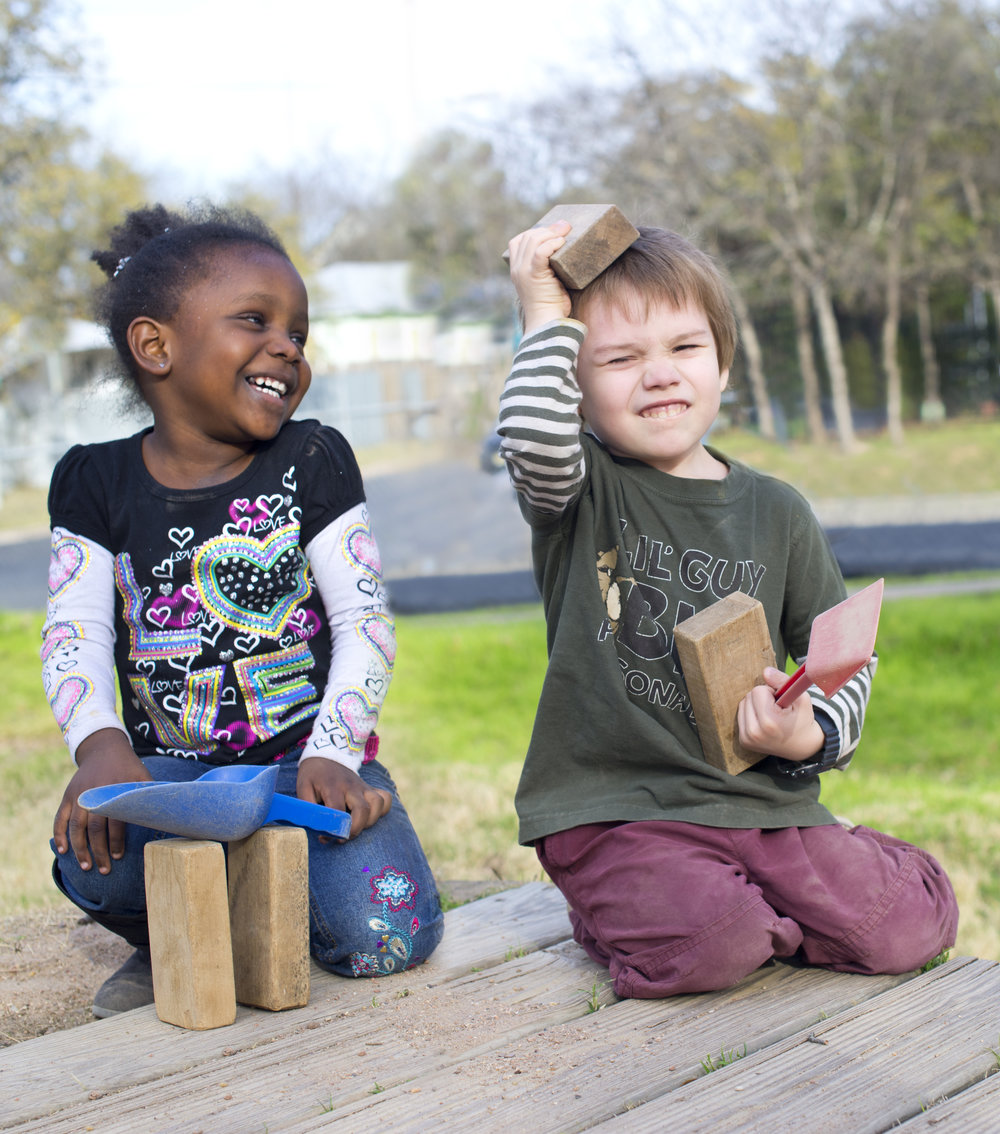 """87% of children brought up in Austin's low-income neighborhoods will enter kindergarten behind readiness levels.""   United Way for Greater Austin"