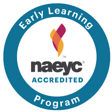 We are among the 8% of all U.S. centers to achieve NAEYC accreditation.