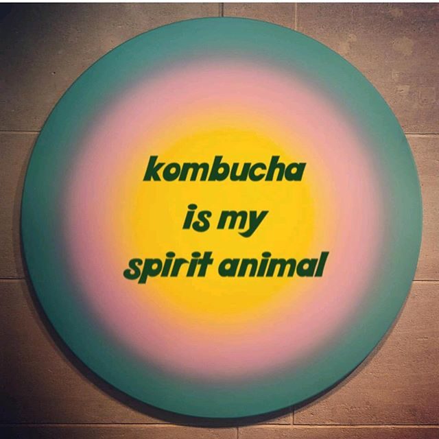 What is your spirit animal?  kombucha is ours. Kombucha represents #bacteria & #fungus. It represents tiny life forms working together to create something bigger than themselves.  Keep on creating & keep on drinking #kombucha