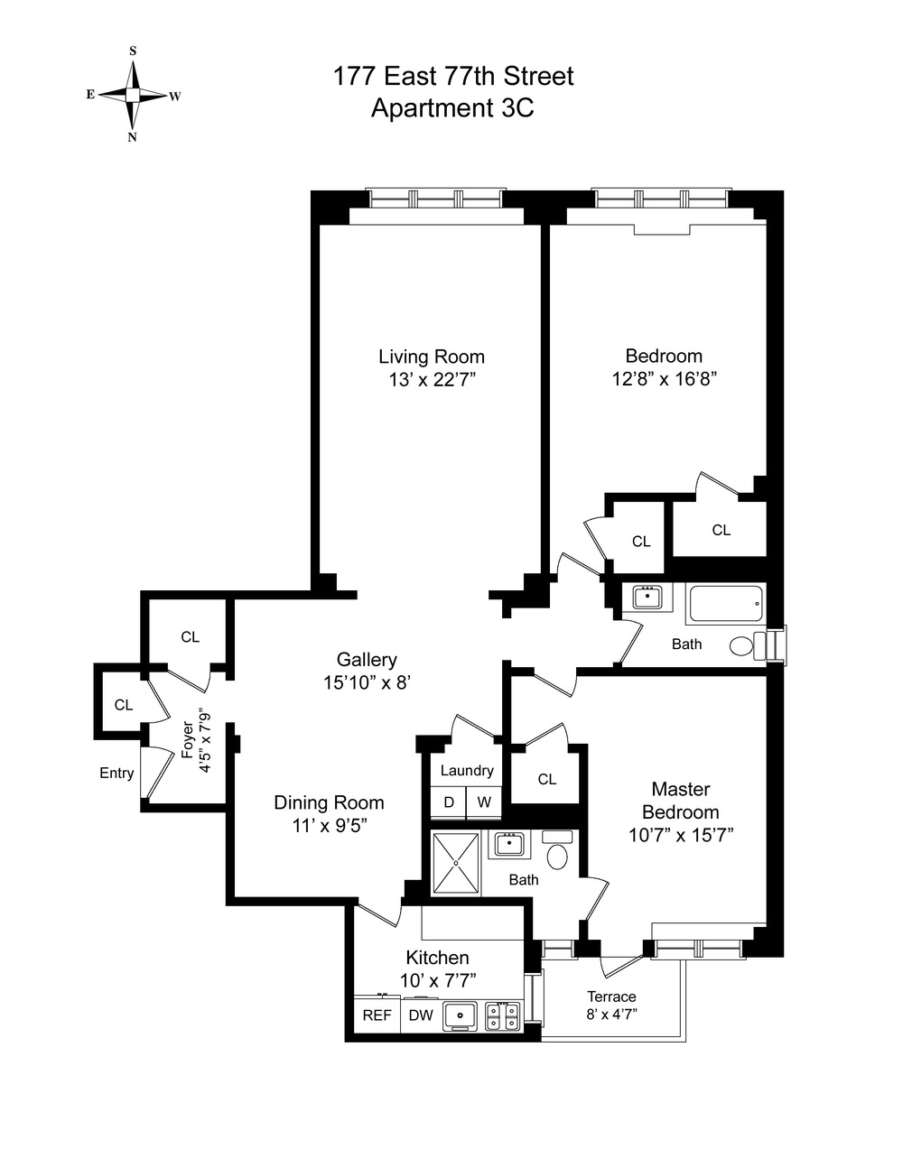 Floor Plan - 177 East 77th Street 3C.jpg