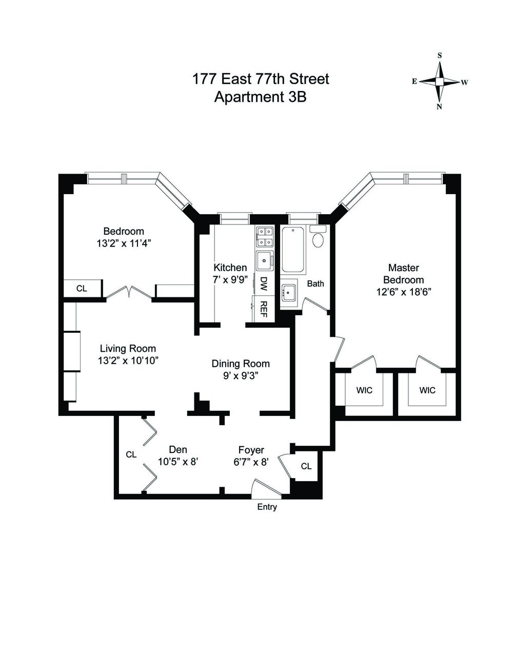 Floor Plan - 177 East 77th Street 3B.jpg