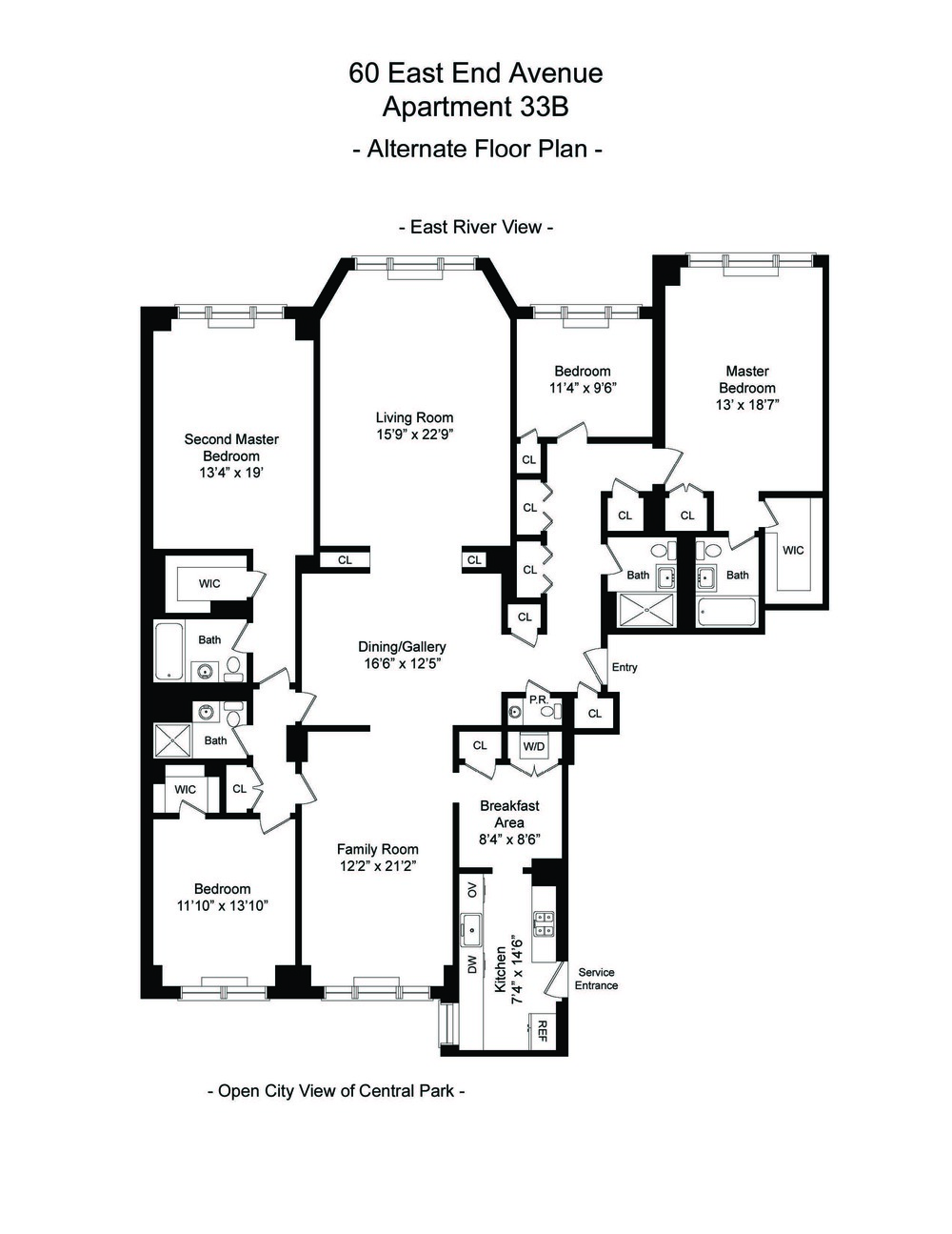 Floor Plan - 60 East End Avenue 33B ALTERNATE.jpg