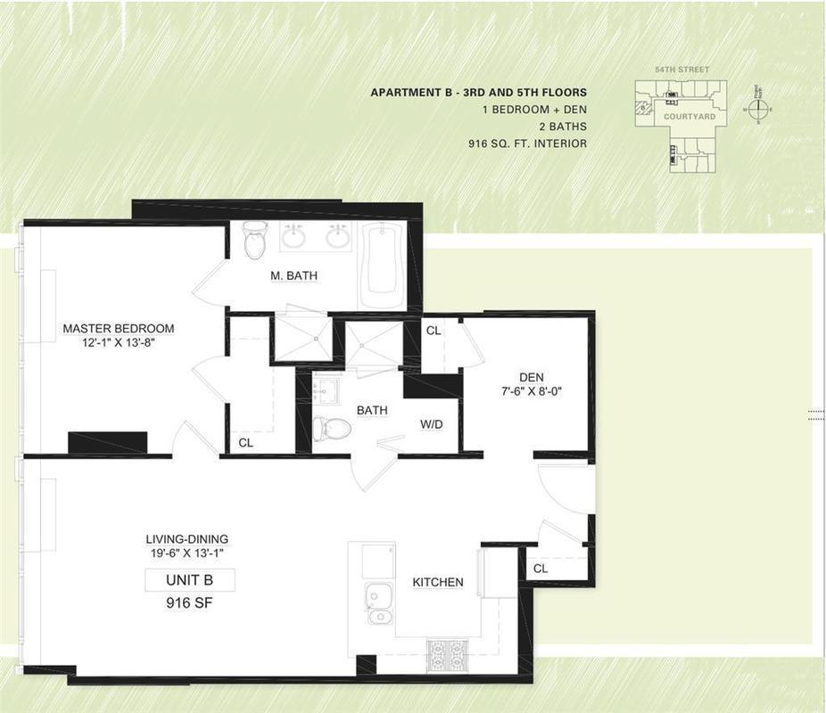 454 West 54th Street, 5B Floorplan.jpg