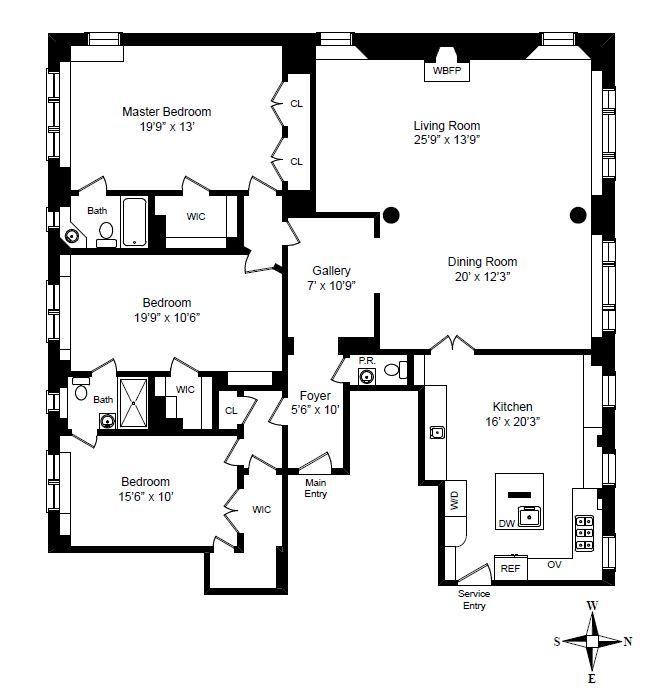 Floorplan_350 East 57th Street 14B_no label.JPG
